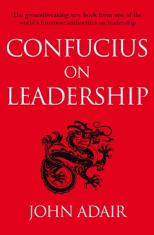 Confucius on Leadership, Paperback