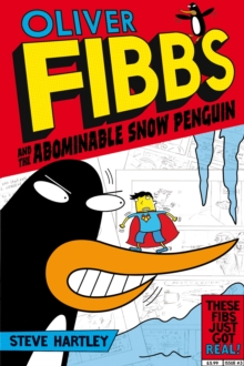 The Abominable Snow Penguin, Paperback Book