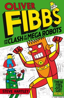The Clash of the Mega Robots, Paperback Book
