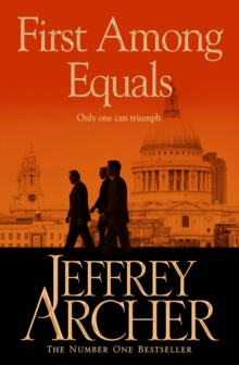 First Among Equals, Paperback Book