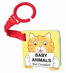 Baby Animals Shaped Buggy Book, Board book