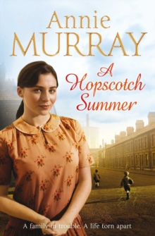 A Hopscotch Summer, Paperback Book