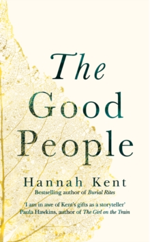 The Good People, Hardback Book
