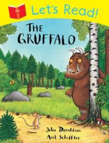 Let's Read! The Gruffalo, Paperback