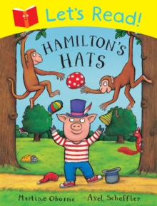 Let's Read! Hamilton's Hats, Paperback Book