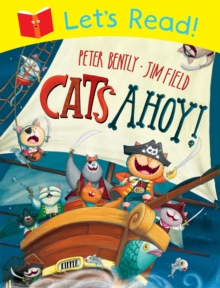 Let's Read! Cats Ahoy!, Paperback