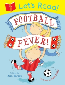 Let's Read! Football Fever, Paperback