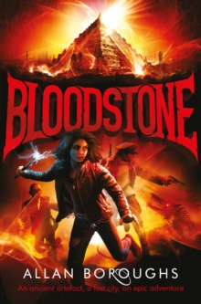 Bloodstone, Paperback Book