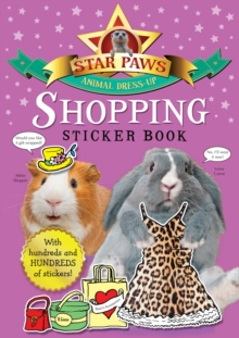 Shopping: Star Paws : An Animal Dress-up Sticker Book, Paperback