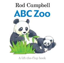 ABC Zoo, Paperback Book