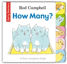 How Many? : A First Numbers Book, Board book