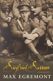 Siegfried Sassoon : A Biography, Paperback