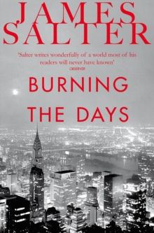 Burning the Days, Paperback