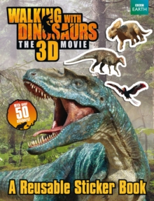 Walking with Dinosaurs Sticker Book, Paperback