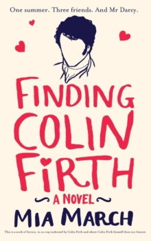 Finding Colin Firth, Paperback