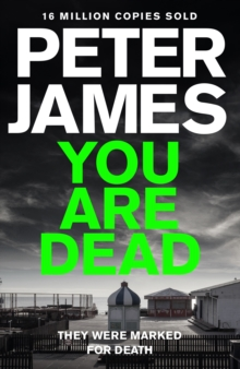 You are Dead, Hardback Book