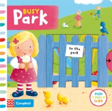 Busy Park, Board book Book