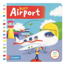 Busy Airport, Board book