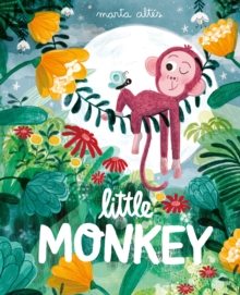 Little Monkey, Hardback