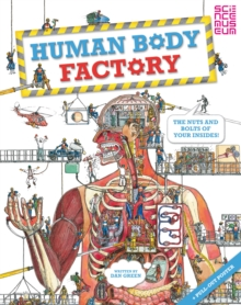 The Human Body Factory, Paperback