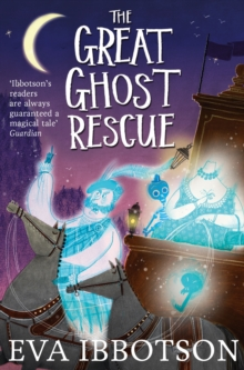 The Great Ghost Rescue, Paperback