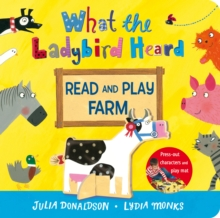 What the Ladybird Heard Read and Play Farm, Hardback