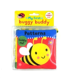 My First Buggy Buddy: Patterns : A Crinkly Cloth Book for Babies!, Rag book