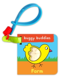 Touch & Feel Buggy Buddies: Farm, Board book Book