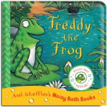 Freddy the Frog Bath Book, Bath book