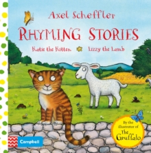 Rhyming Stories: Katie the Kitten and Lizzy the Lamb, Board book