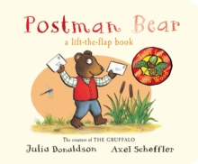 Postman Bear, Board book