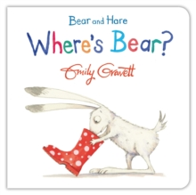 Bear and Hare: Where's Bear?, Board book Book