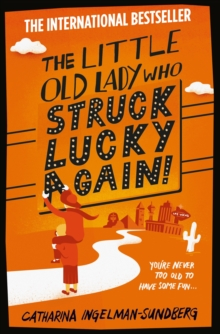 The Little Old Lady Who Struck Lucky Again!, Paperback