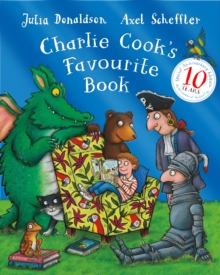 Charlie Cook's Favourite Book, Paperback