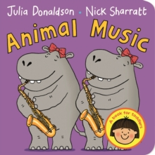 Animal Music, Board book