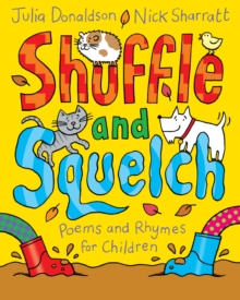 Shuffle and Squelch, Paperback