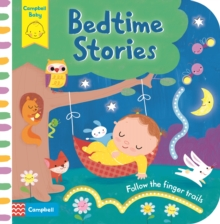 Bedtime Stories : Follow the Finger Trails, Board book Book