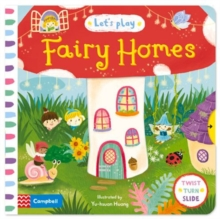 Let's Play Fairy Homes, Board book