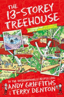 The 13-Storey Treehouse, Paperback