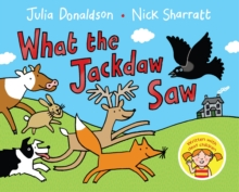 What the Jackdaw Saw, Paperback