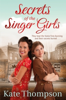Secrets of the Singer Girls, Paperback