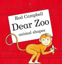 Dear Zoo Animal Shapes, Board book Book