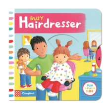 Busy Hairdresser, Board book