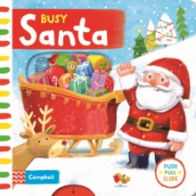 Busy Santa, Board book
