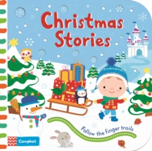 Christmas Stories : Follow the Finger Trails, Board book