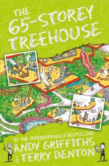 The 65-Storey Treehouse, Paperback