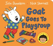 Goat Goes to Playgroup, Board book Book