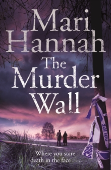 The Murder Wall, Paperback Book
