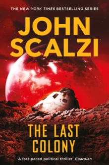 The Last Colony, Paperback Book