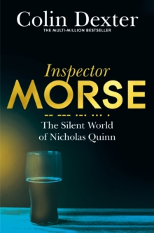 The Silent World of Nicholas Quinn, Paperback